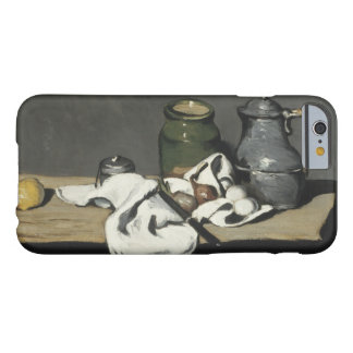 Paul Cezanne - Still Life with Kettle Barely There iPhone 6 Case