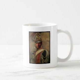 Paul Keating Basic White Mug