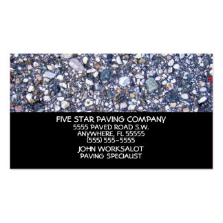 Paved Road Pack Of Standard Business Cards