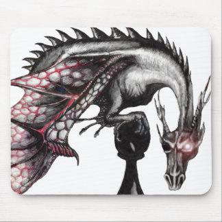 pawn dragon mousepad