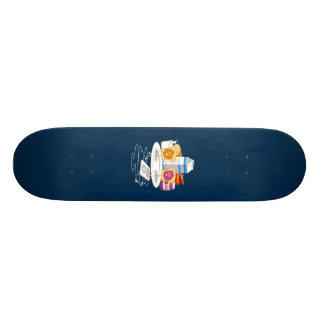 PB Loves J Skate Board Decks