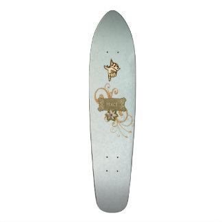 Peace Collage Skate Board Decks