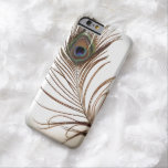 Peacock Feather Barely There iPhone 6 Case