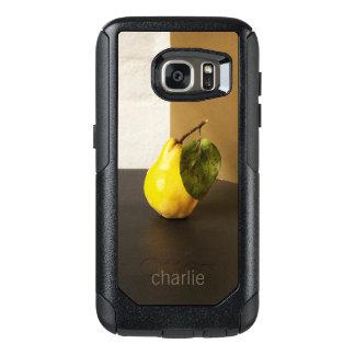Pear Still Life custom monogram phone cases