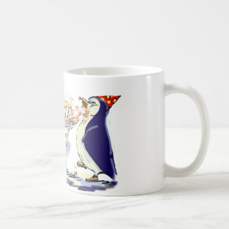 PeNgUiN BiRtHdAy Basic White Mug