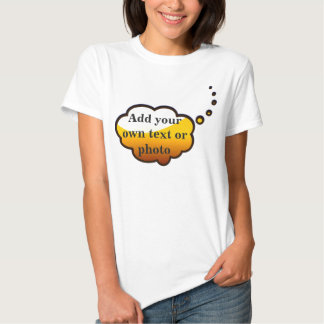 Penny for Your Thoughts Ladies Baby Doll (Fitted) Shirt