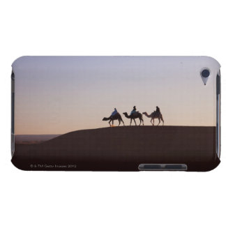 People riding camels, Morocco Barely There iPod Covers