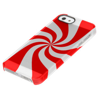 Peppermint Candy Permafrost® iPhone SE/5/5s Case