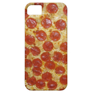 Pepperoni Pizza Sauce tomato Italian  food funny c Barely There iPhone 5 Case
