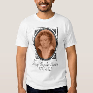 Percy Bysshe Shelley T-shirt