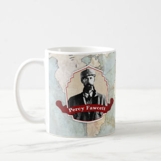 Percy Fawcett Historical Mug