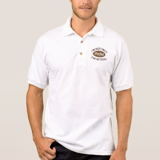 Perfect 80 Year Old Polo T-shirt