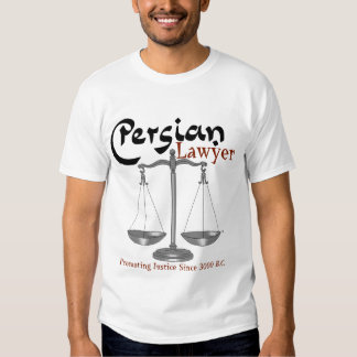 Persian Lawyer T-Shirt