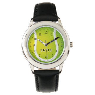 Personalizable Tennis Time   Sport gifts Watches