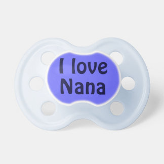 Personalized Baby Boy Pacifier Customize with Name
