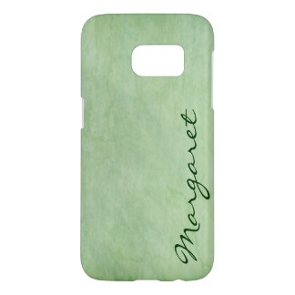 Personalized Gritty Green