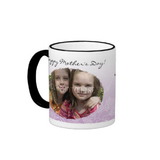 Personalized Roses Mother's Day Mug