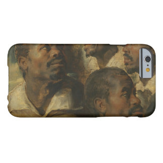 Peter Paul Rubens - Four Studies of a Head Barely There iPhone 6 Case