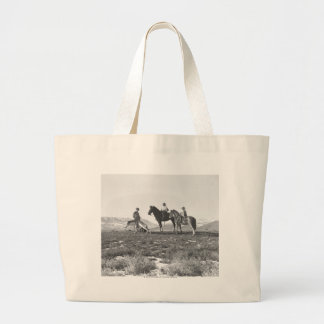 Petting Antelopes. Jumbo Tote Bag