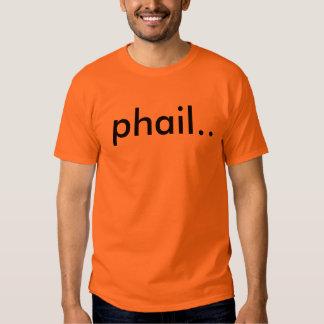 phailing tshirt
