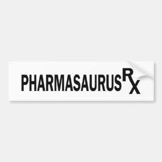 Pharmasaurasrx Bumper Sticker