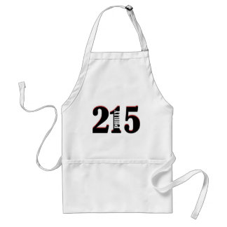 Philly 215 standard apron