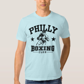 Philly Boxing Tees