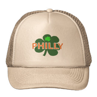 Philly Shamrock Hat