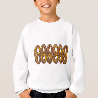 Philly Soft Pretzel w Mustard T-shirt