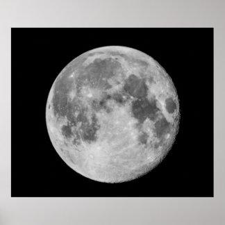 Photo - Full Moon Poster