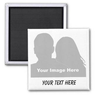 Photo & Message Magnet