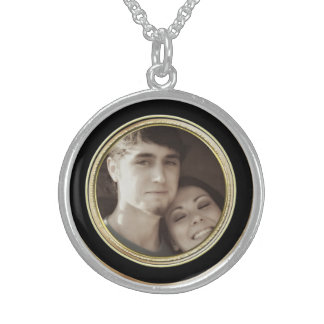 Photo Sweetheart Necklace