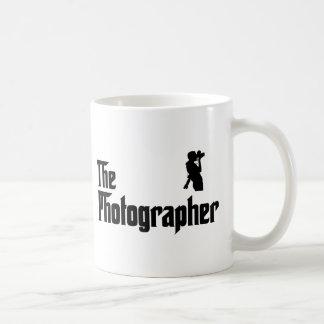 Photographer Basic White Mug