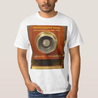 Photographer Vintage Camera Business T-shirts