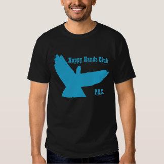 PHS Happy Hands Club t-shirt