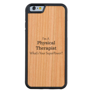 Physical Therapist Cherry iPhone 6 Bumper