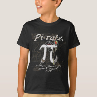 Pi•rate Pi Day Shirts and Gifts
