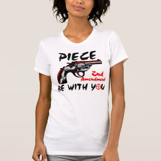 Piece Be With You! Tshirt