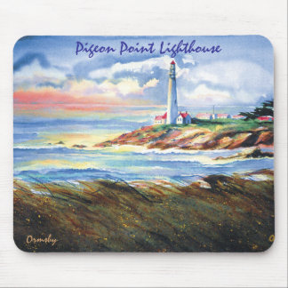 Pigeon Point Lighthouse mousepad