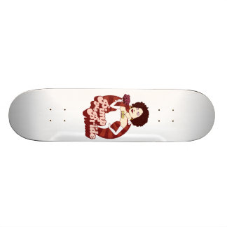 Pimp my Bride 21.6 Cm Skateboard Deck