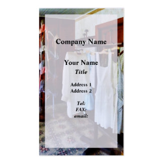 Pinafores and Bonnets in General Store Pack Of Standard Business Cards