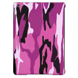 Pink Camo iPad Air Case