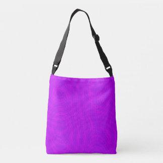Pink & Purple Ripple Moiré Tote Bag