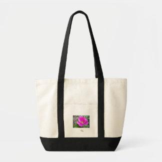 Pink Rugosa Rose Impulse Tote Bag