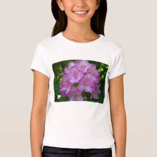 Pinkish purple Rhododendron Catawbiense Shirt