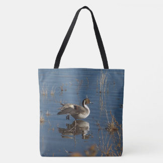 Pintail Duck Bird Wildlife Animal Tote Bag