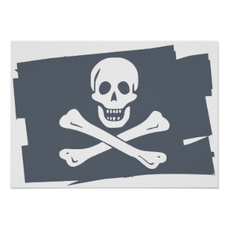 PIRATE_FLAG POSTER