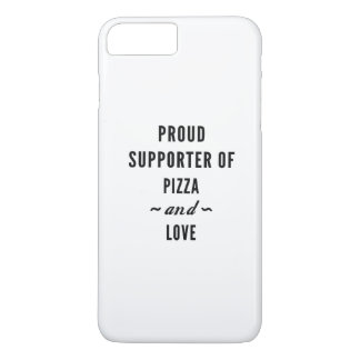 Pizza And Love iPhone 7 Plus Case