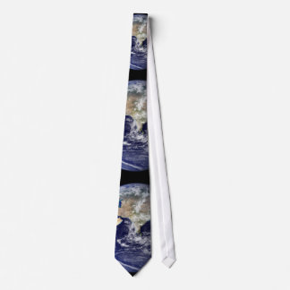 Planet Earth Tie