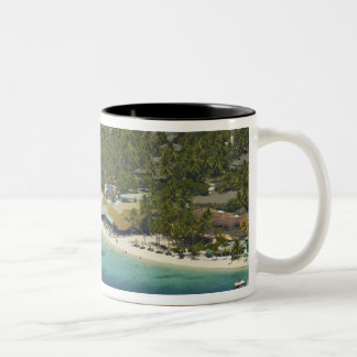 Plantation Island Resort, Malolo Lailai Island 2 Two-Tone Mug